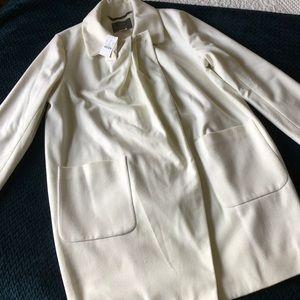 J.Crew cashmere coat